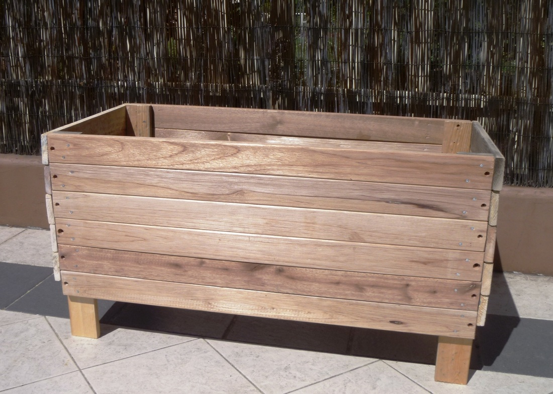 How To Build An Outdoor Planter Box